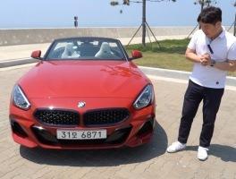 10초만에 변신하는 신형 BMW Z4! 디자인 해설[카랩/CARLAB]