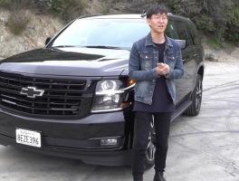 국내 출시?! 쉐보레 SUV 맏형 '타호' 시승기.. 팰리세이드? 텔루라이드? 크기로 압도하는 미국비밀요원
