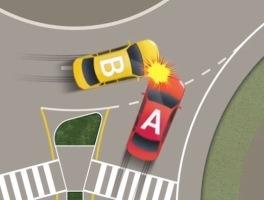 회전교차로 통행법 바로알기! 사고시 나의 과실은? / [보안법칙] 4편