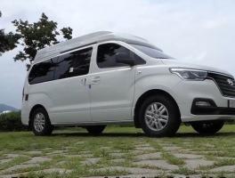 [리뷰]국내최초! 패밀리카라반의 야심작 - 스타렉스리무진 캠퍼밴