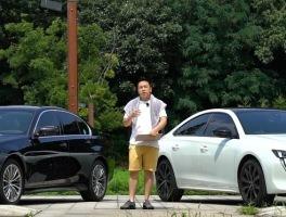 BMW 320D 말고 1000만원 더 싼 푸조508을 사야하는 이유.