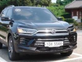 쌍용 신형 코란도 1.5 가솔린 터보 시승기(2020 SsangYong Korando 1.5 Turbo Te