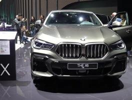 """[최초 공개] """"국내 출시 임박!"""" BMW 신형 X6, 1시리즈 살펴보기..0-100km/h 4초대의 괴물"""