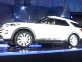 올 뉴 익스플로러 발표, 6세대로 진화한 수입 SUV의 제왕