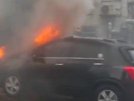 엔진오일 교환 잘못하면 차량 화재로 이어질 수 있다!