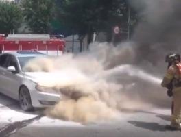 운전자가 증명해야 하는 차량 화재 원인!