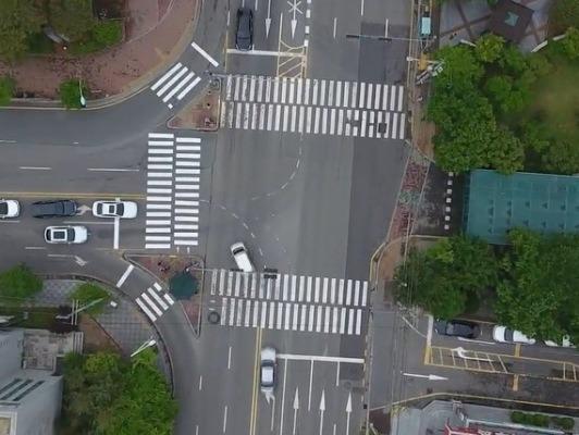 교통사고의 보물섬 '상시 유턴 구간'