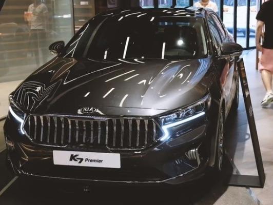 '신차급 변화' 기아 신형 K7에 대한 핵심 정보 4가지