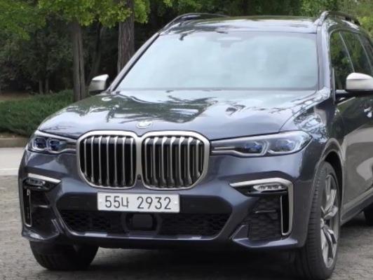 [리뷰]SUV의 7시리즈가 나타났다?! - BMW X7 M50d 시승기