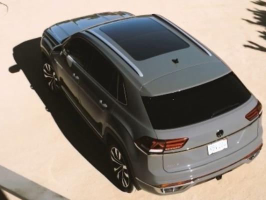 국내 출시 기다려지는 폭스바겐 쿠페형 SUV 아틀라스(테라몬트) 크로스 스포트