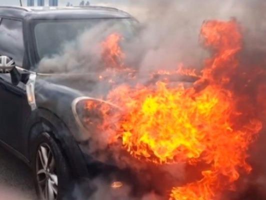 박병일 명장이 바라본 차량 화재 이유는?